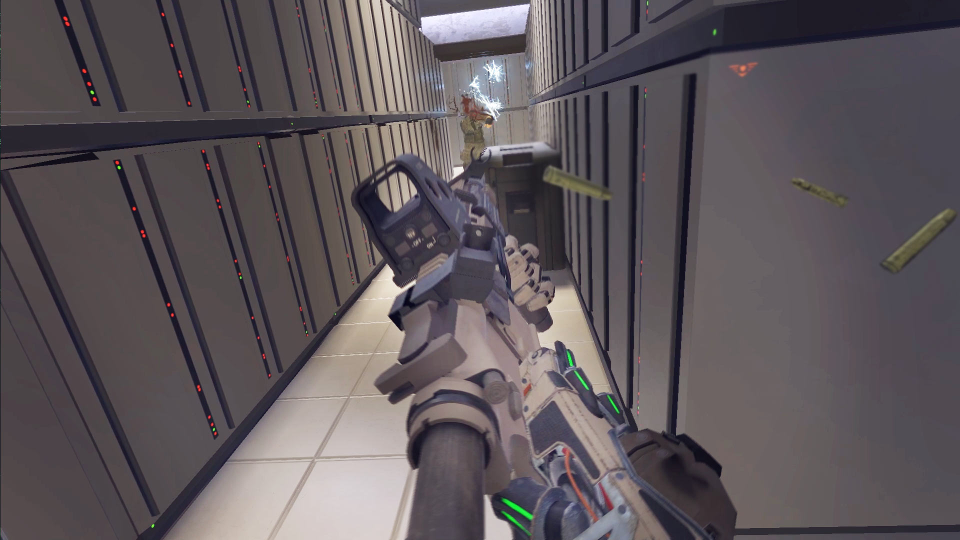 VR Operative' Review – Solid Snake, But Rough Around the Edges – Road to VR 1