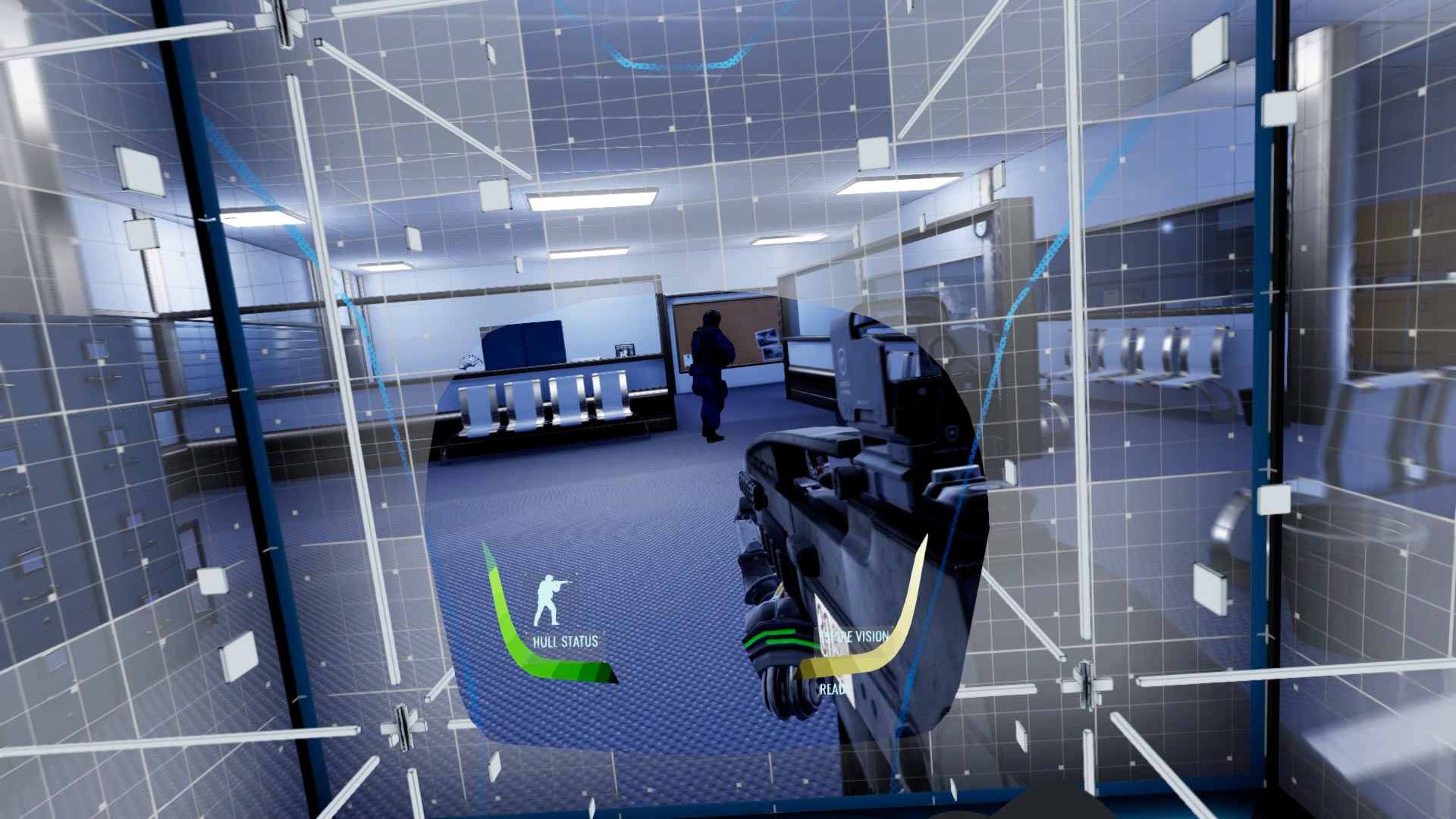 VR Operative' Review – Solid Snake, But Rough Around the Edges – Road to VR 5