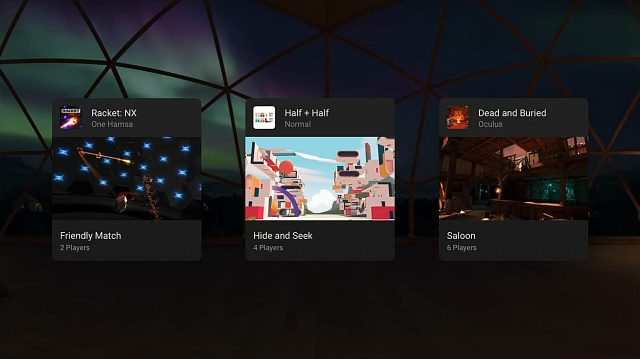 New Oculus Social Tools Will Help VR Feel More Like a Place 2