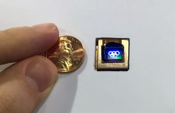 JBD Shows Micro LED Display for AR/VR with Absurd 3,000,000 Nits Brightness