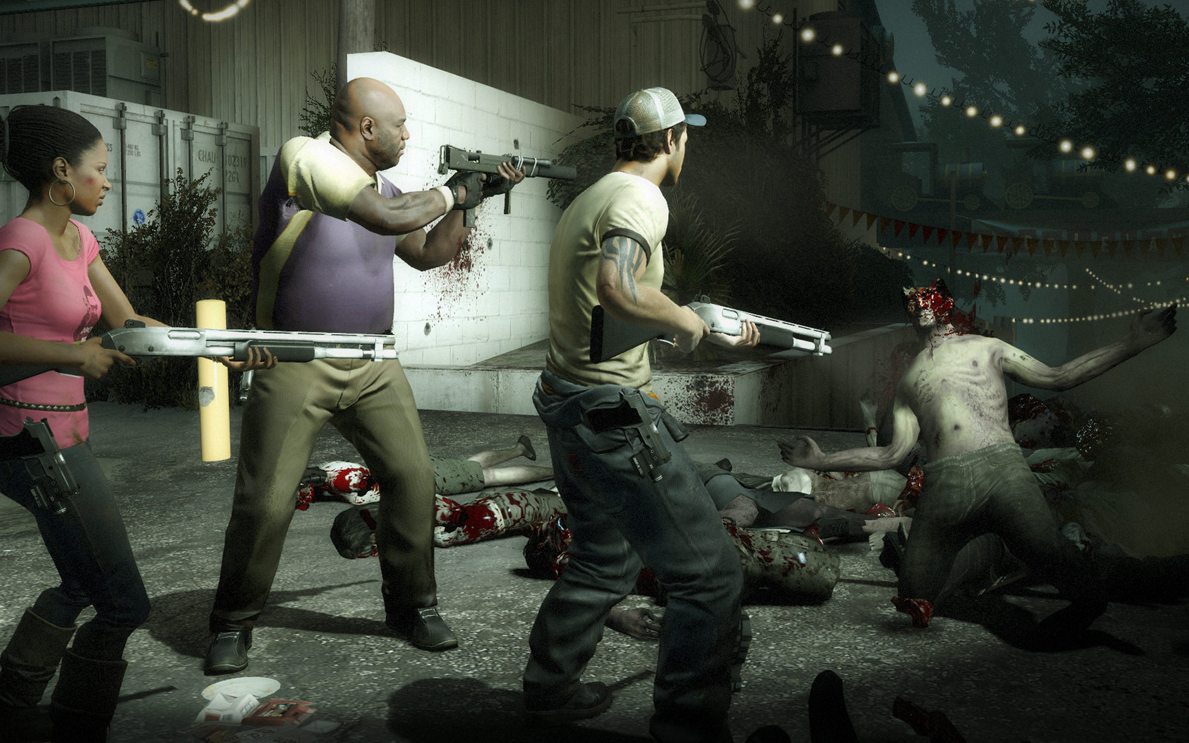 Valve Confirms 'Left 4 Dead' VR Game Not in Active Development - Road to VR