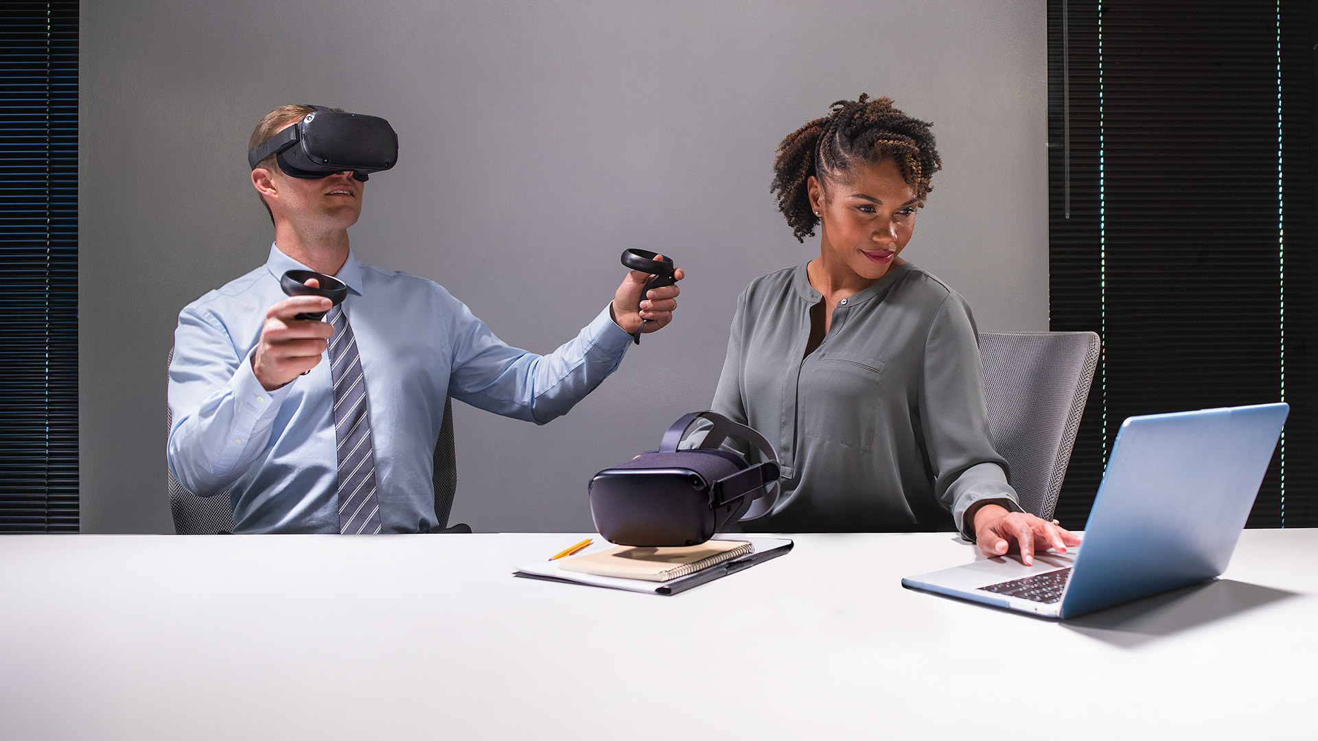 "Months After Its Expected Launch, the 'Oculus for Business' Program is Still ""Available Soon"""