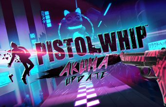 VR Rhythm Shooter 'Pistol Whip' Will get Free Anime-inspired Degree in 'Akuma' Replace – Street to VR 6