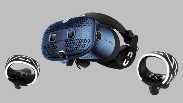 HTC Unveils Three New Vive Cosmos Headsets: Elite, Play, and XR 22