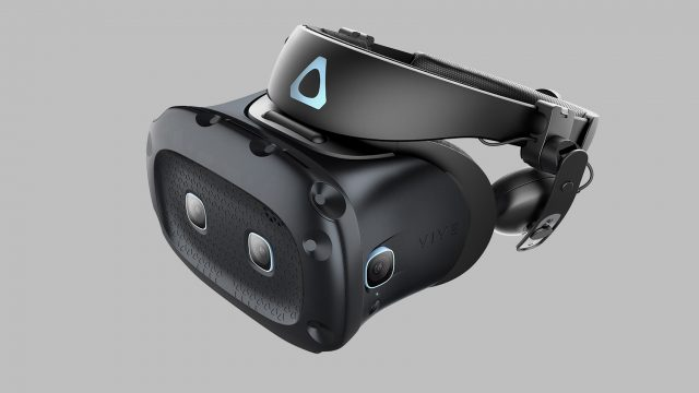 HTC Unveils Three New Vive Cosmos Headsets: Elite, Play, and XR 24