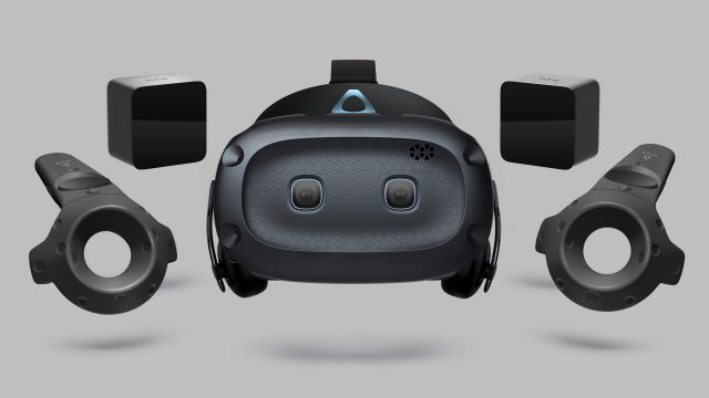 HTC Unveils Three New Vive Cosmos Headsets: Elite, Play, and XR 23