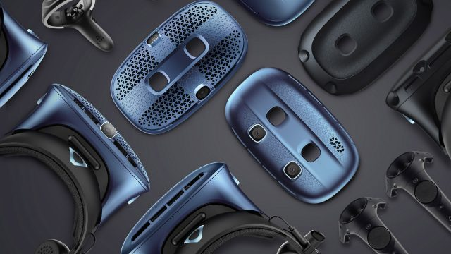 HTC Unveils Three New Vive Cosmos Headsets: Elite, Play, and XR 20