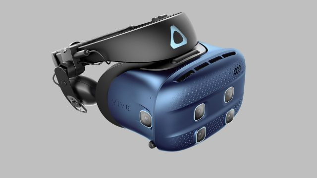 HTC Unveils Three New Vive Cosmos Headsets: Elite, Play, and XR 26