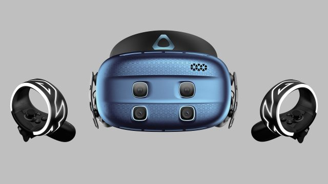 HTC Unveils Three New Vive Cosmos Headsets: Elite, Play, and XR 25