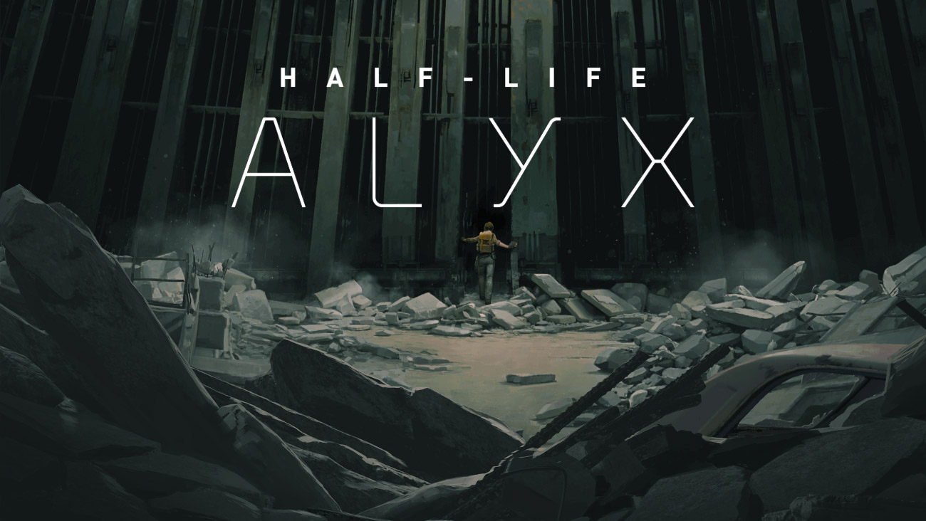 'Half-Life: Alyx' Pre-loading Has Begun for Monday Launch