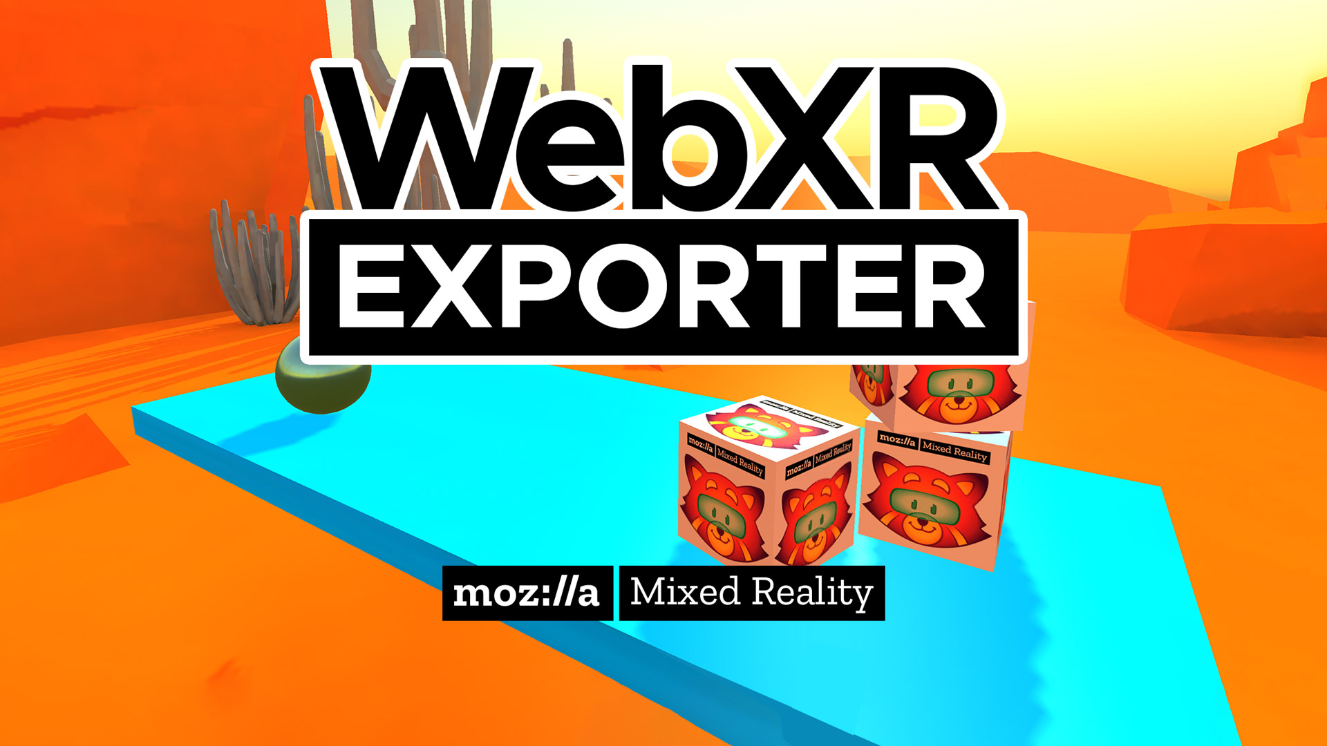 Mozilla Updates the Unity WebXR Exporter to Run VR Apps in the Browser