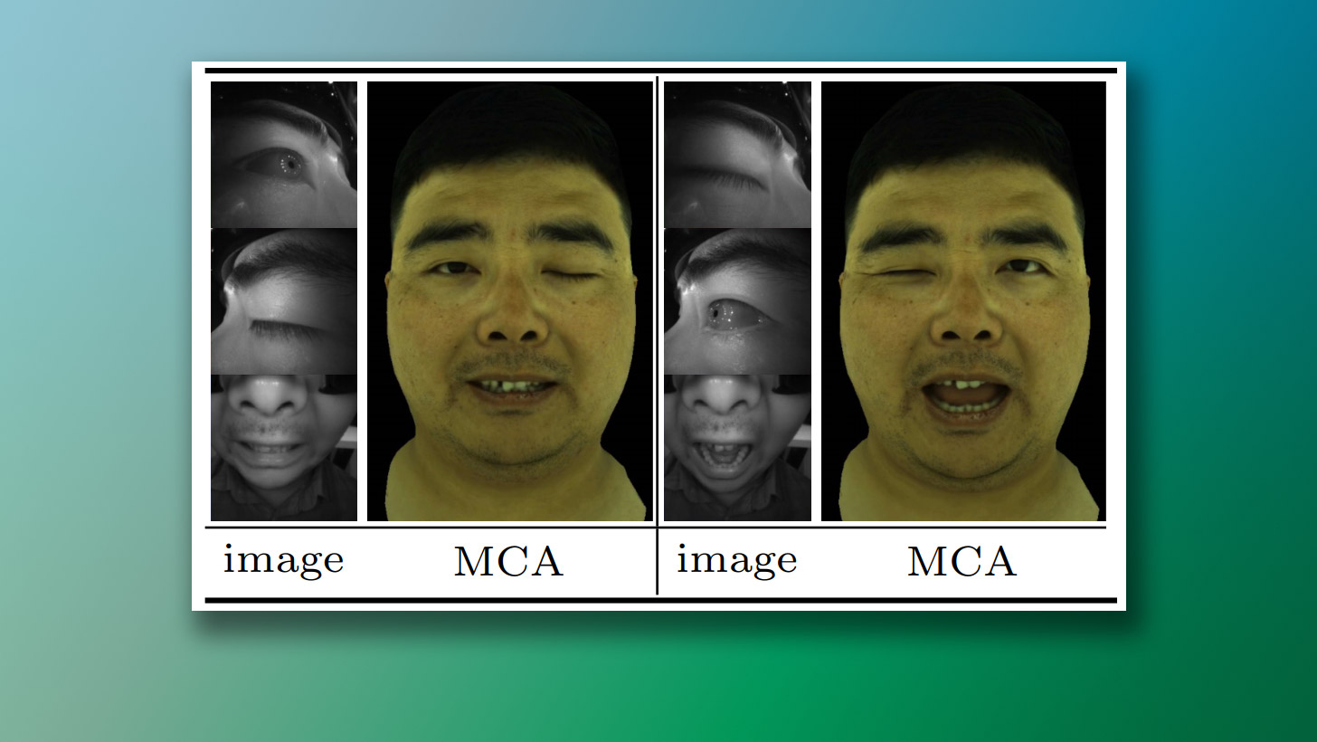 Facebook Researchers Develop Bleeding-edge Facial Reconstruction Tech So You Can Make Goofy Faces in VR