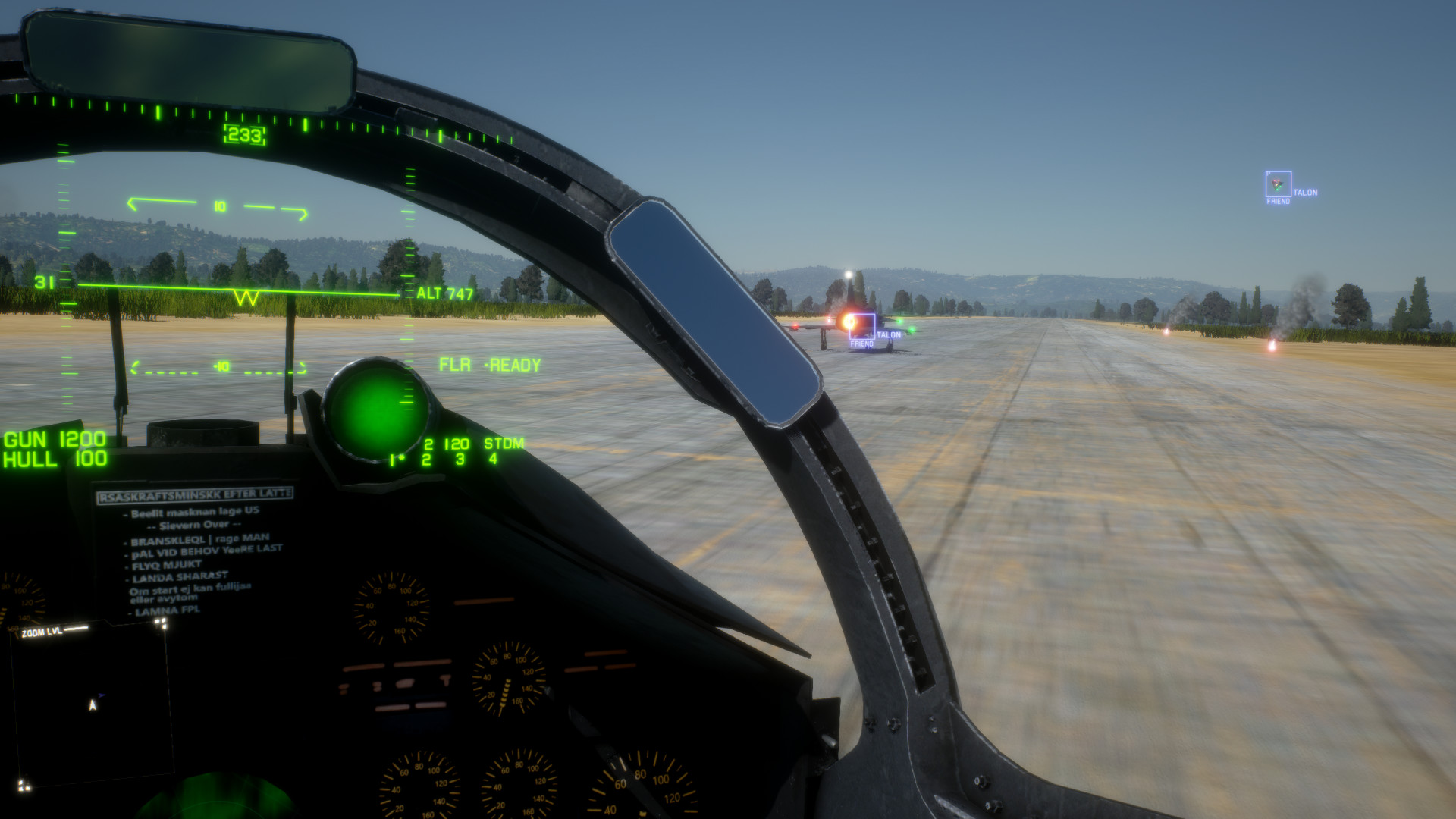 Project Wingman to Release December 1st with SteamVR Support
