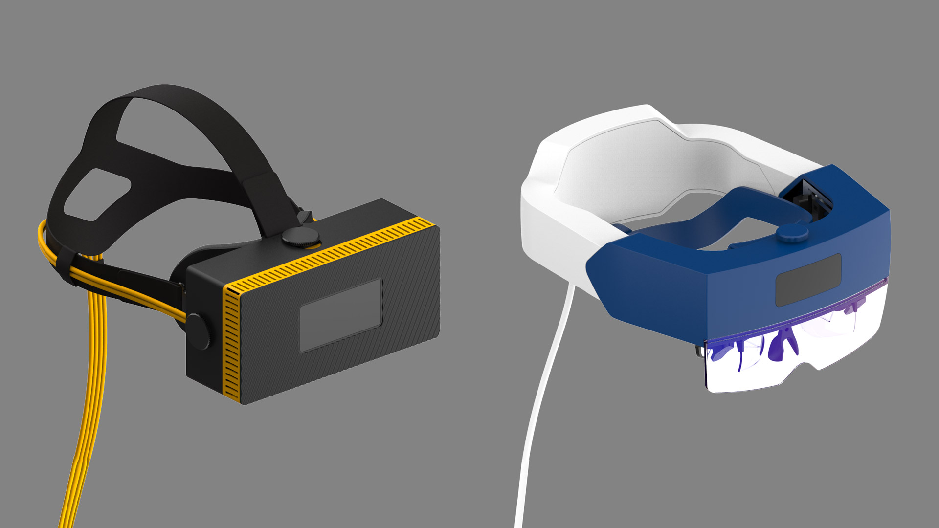 CREAL Reveals Its First Light-field AR & VR Headset Prototypes