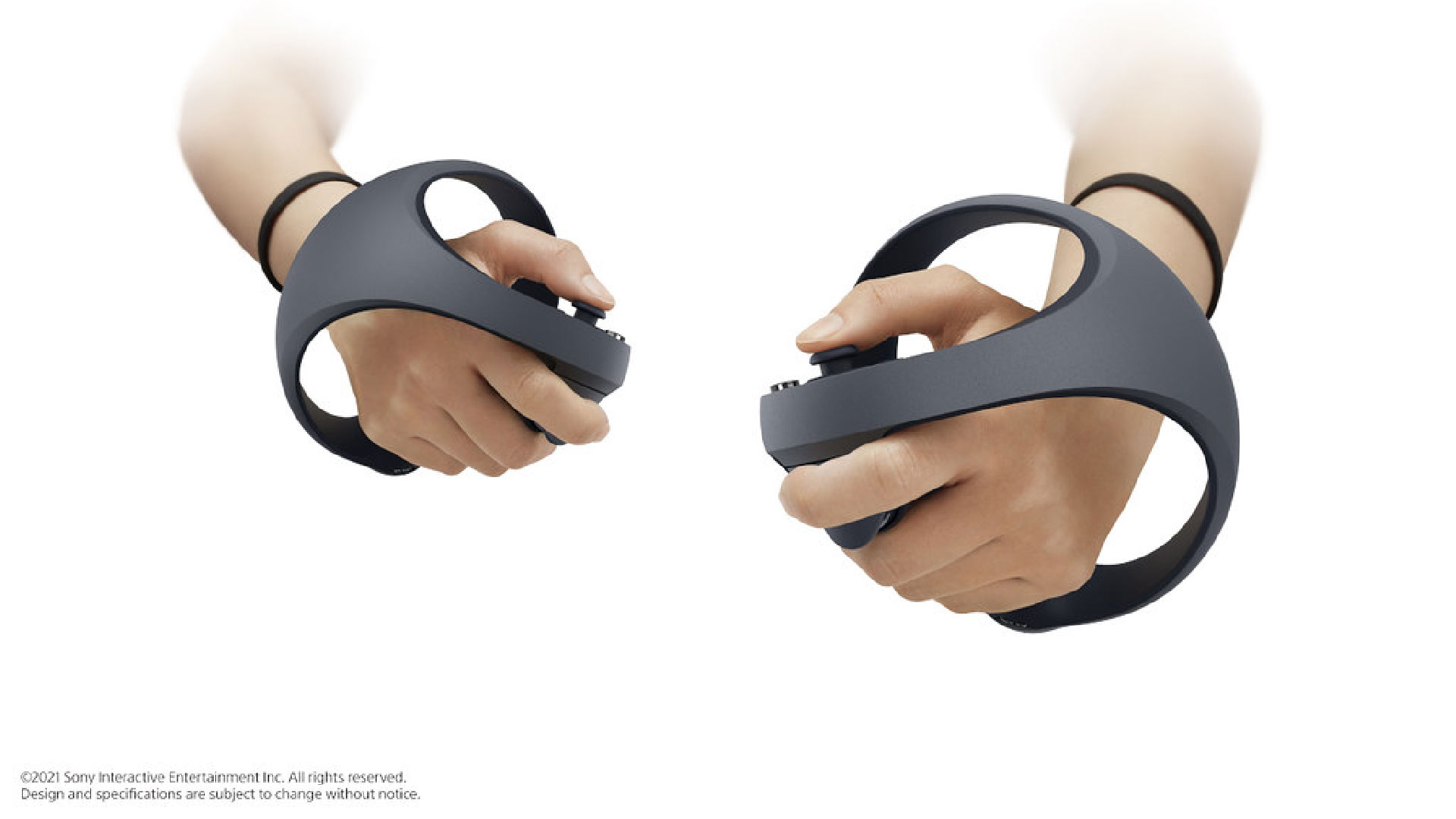 Sony Unveils Next-gen VR Motion Controller for PS5