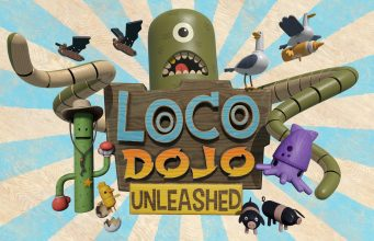 VR Party Game 'Loco Dojo Unleashed' Coming to Quest This Year, Trailer Here