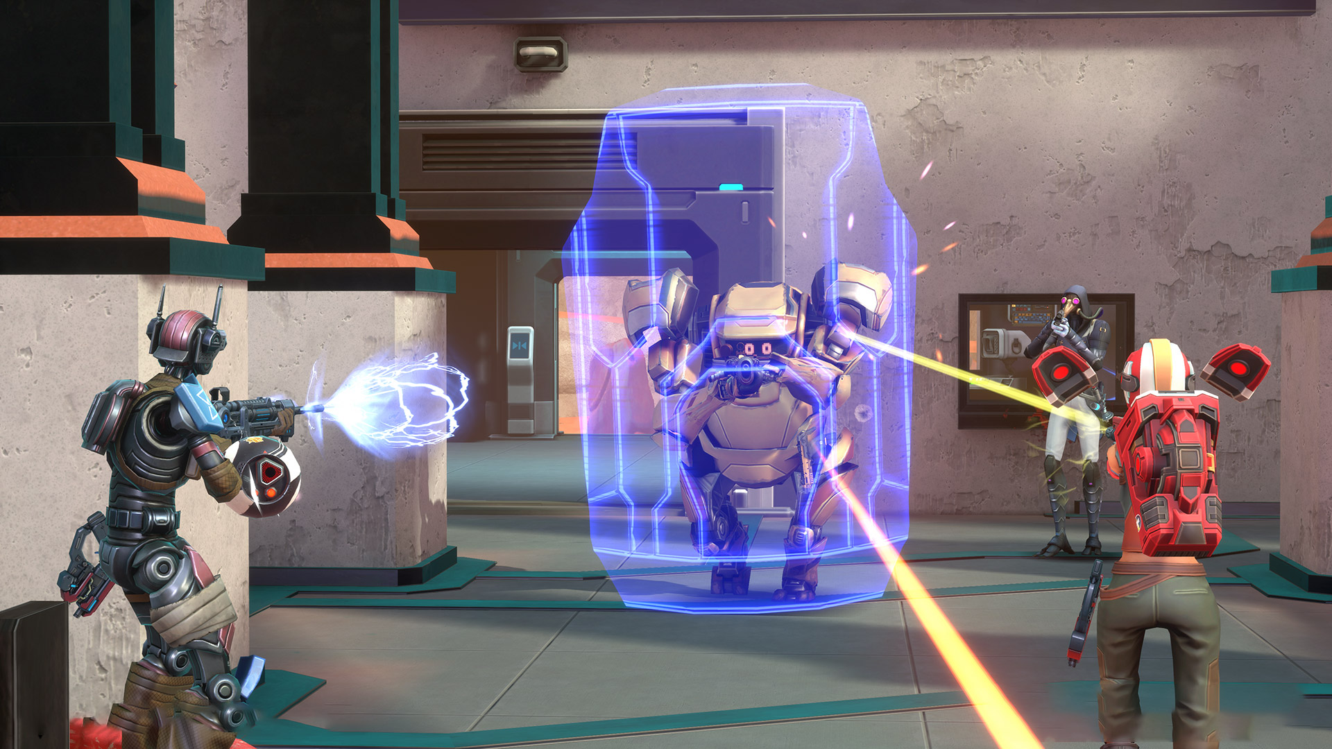 'Larcenauts' to Get New Character, Map, & Payload Mode in September Update