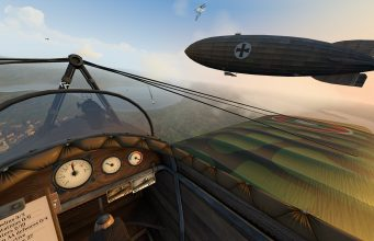 Popular App Lab Game 'Warplanes: WW1 Fighters' Releases on Oculus Store for Quest