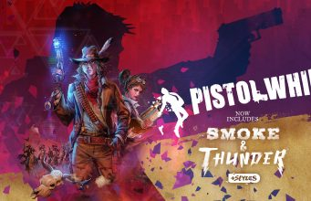 Free 'Pistol Whip: Smoke & Thunder' Expansion Launches ...