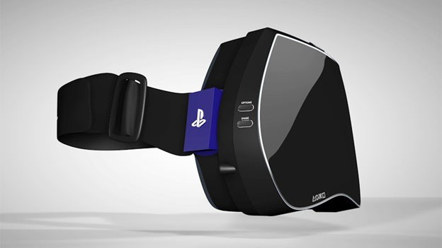 PS4 Oculus Rift concept by T3