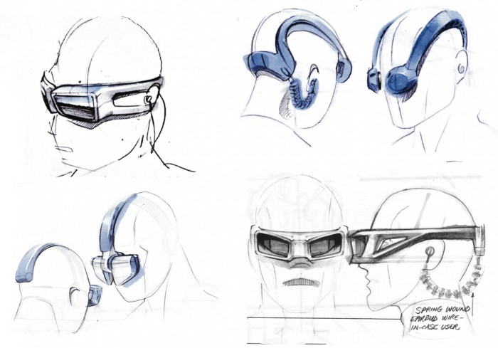 avegant head mounted display concept form factor