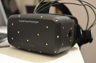 The Crystal Cove prototype, at CES 2014
