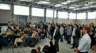The first VRLA was a huge success.