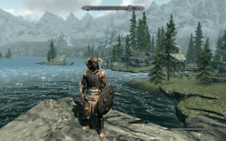 Skyrim, Yesterday.