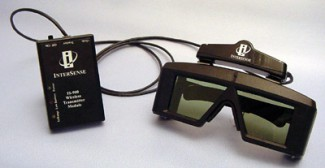 WirelessHeadTrackerGlasses