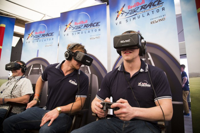 red bull air race virtual reality rewind fx