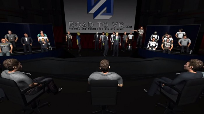 road to vr live roundtable discussion video recording