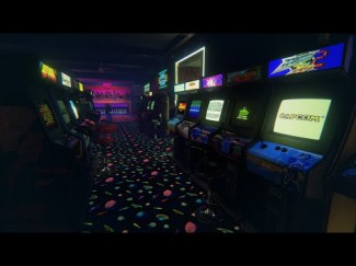Video thumbnail for youtube video Review: 'NewRetroArcade' is a Must-play Homage to Video Game Culture Old and New - Road to Virtual Reality