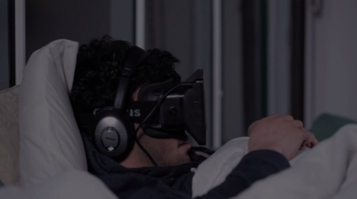seeing i mark farid kickstarter 28 days virtual reality