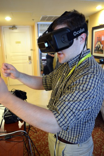 leap motion dragonfly ces 2015 interview (2)