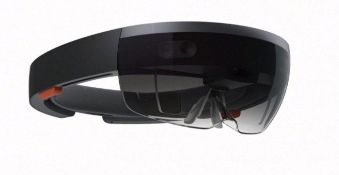 microsoft hololens augmented reality headset